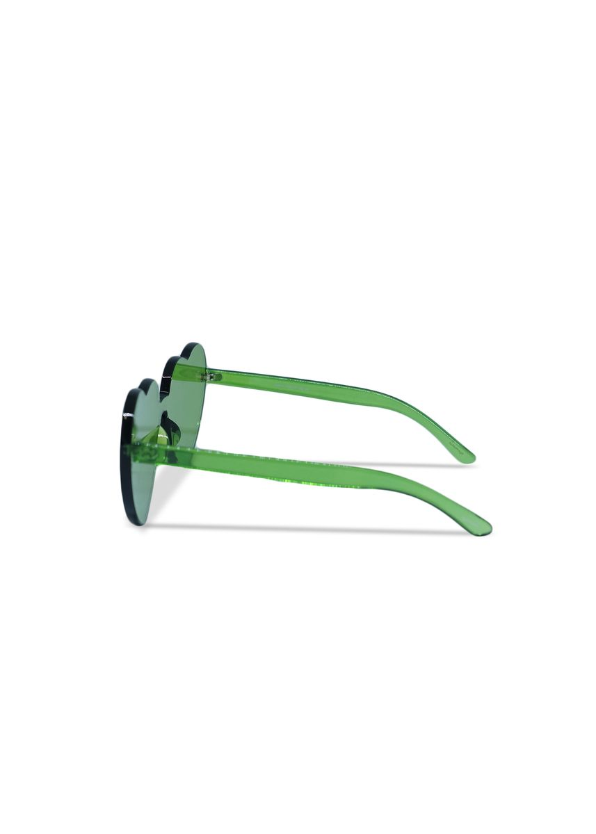 Green color Sunglasses . EyeMarie HAVIER Green Sunglasses -