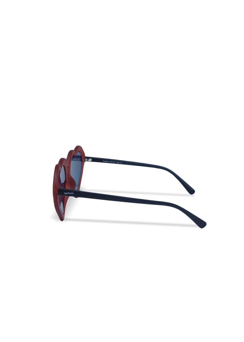 Red color Sunglasses . EyeMarie HEATHER Red Sunglasses -