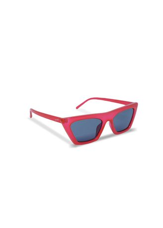 Red color Sunglasses . EyeMarie CAMILLE Red Sunglasses -