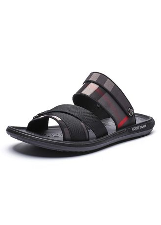 Sandals and Slippers . Men Fashion Breathable Style Beach Sandals -