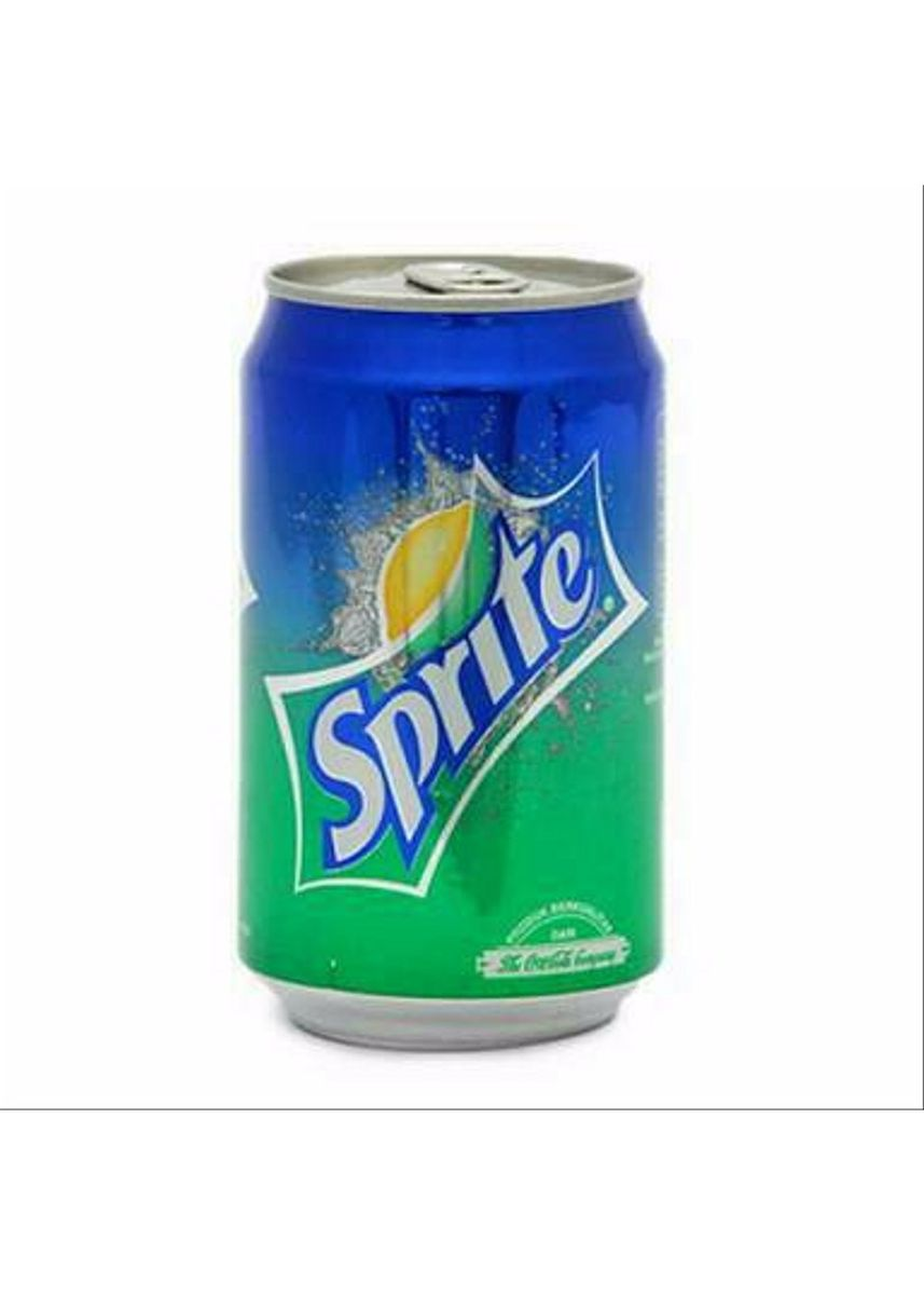 No Color color Energy Drinks . SPRITE KALENG 330 ML -