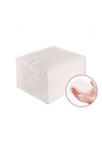 No Color color Toilet Paper . Soft Bloom Facial Tissue Tower, 3 Ply, 120 Pulls, 1 Pack -