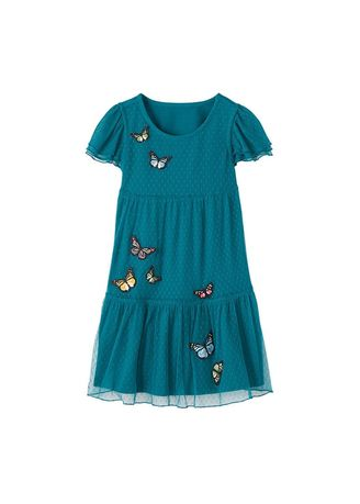 Dresses . Embroidery Lace -