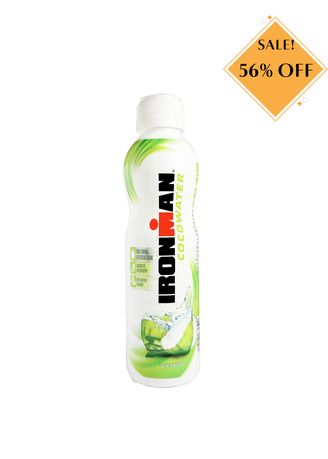 No Color color Energy Drinks . Ironman Cocowater, 500ml -