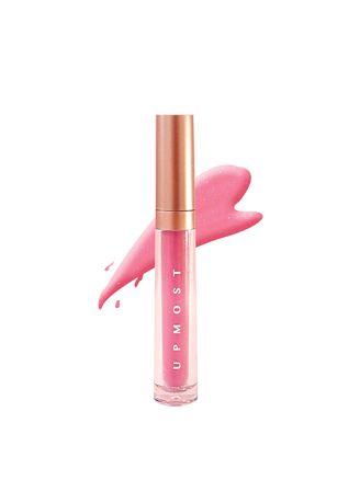 Pink color Lips . Upmost Lip Maximizer Barbie Pink -