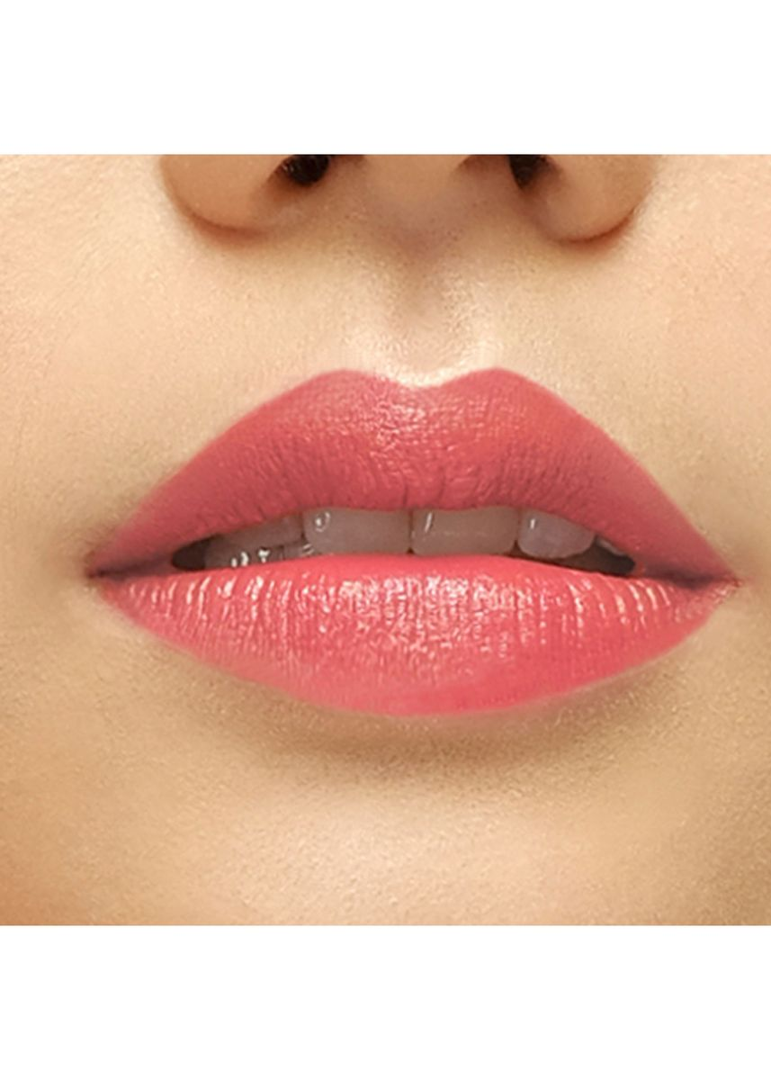 Merah Muda color Bibir . Upmost Luminous Velvet Matte Lipstick : Sweet & Bare -
