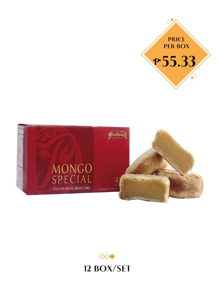 Selling Polland Hopia Mongo Special Festive Sweets Gifts Savoury Snacks Box Of 12 48 Pieces Of Hopia At Wholesale Price Bread Zilingo Trade Philippines B2b Marketplace