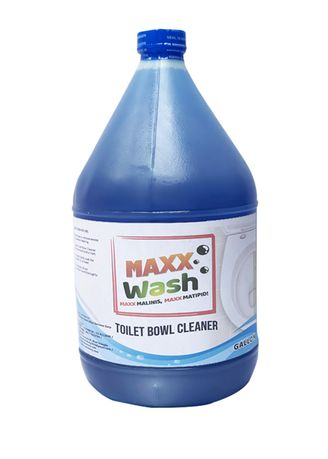 No Color color Washing & Cleaning . Maxx Wash Toilet Bowl Cleaner, 1 Gallon -