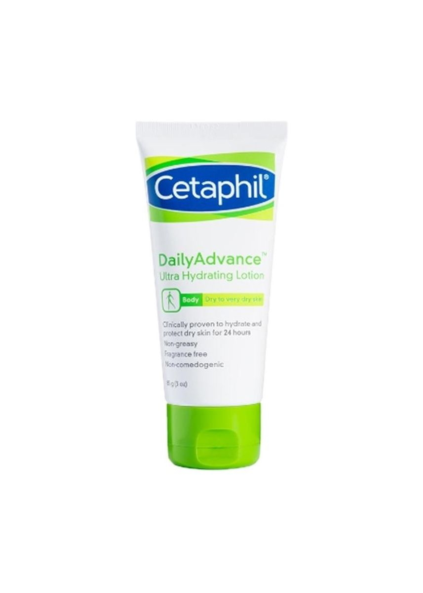 No Color color Moisturizers . Cetaphil Daily Advance Ultra Hydrating Lotion 85G -