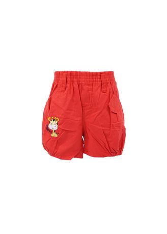 Red color Bottoms . Natawa Celana Anak Kecil Merah Pop -