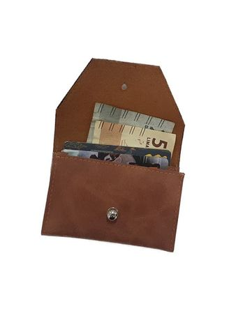 Cokelat color Aksesori . card holder barcelona -