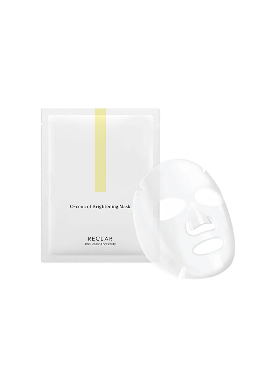 No Color color Masks . Reclar C-Control Brightening Mask (5 Pcs) -