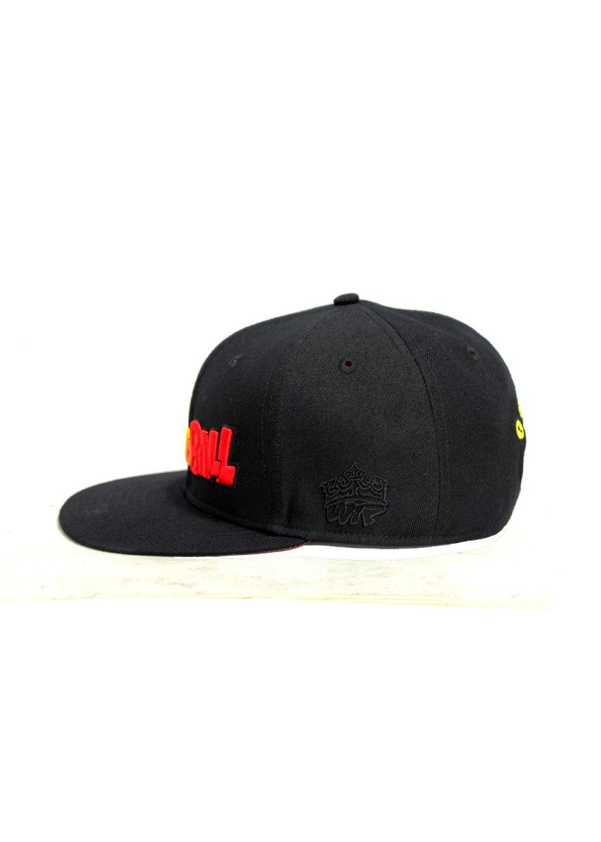 """Black color Hats and Caps . WIP """"Energy Ball"""" Snapback Cap -"""