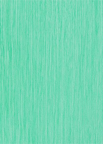 Green color  . Green Georgette in Recycled Polyester -