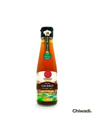 No Color color Other Sauces . Chiwadi Organic Coconut Seasoning Sauce -