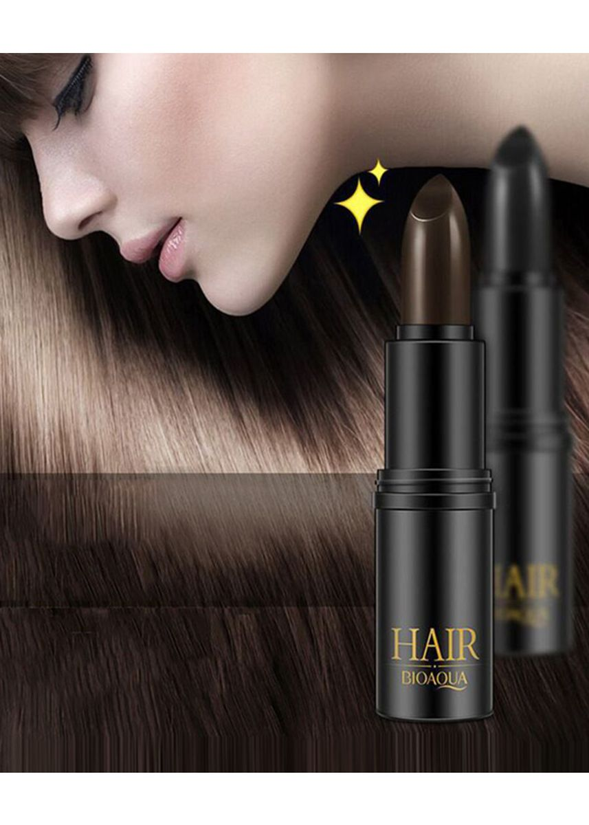 ดำ color ทรีทเม้นท์ . Hairline Hair Cream Pen Modification -