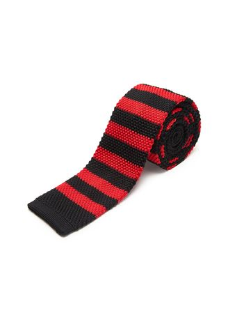 Multi color Ties . IDENTITY Men's Novelty Slim Hand Knitted Silk Casual Necktie -