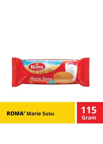 No Color color Snacks . Roma Marie Susu @115 Gr -