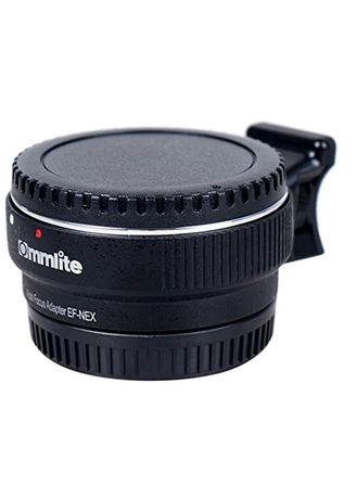No Color color  . Commlite Auto-Focus EF-NEX Mount Adapter for Canon EF to Sony NEX Mount/ E Mount -