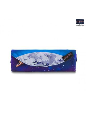 Blue color Wallets and Clutches . JanSport กระเป๋าอุปกรณ์ รุ่น BURRITO - SPACE WALK JS0A3BB538D -