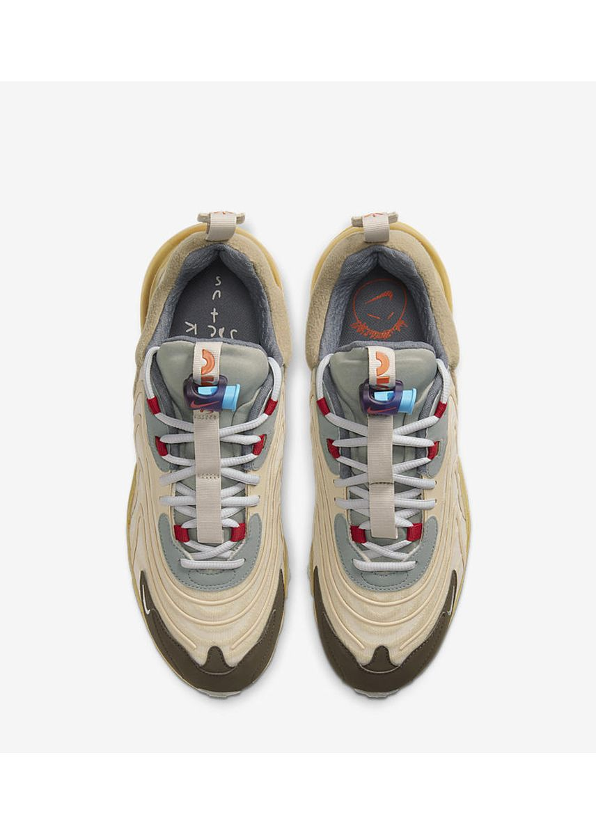 Brown color Casual Shoes . Nike Air Max 270 Travis Scott -