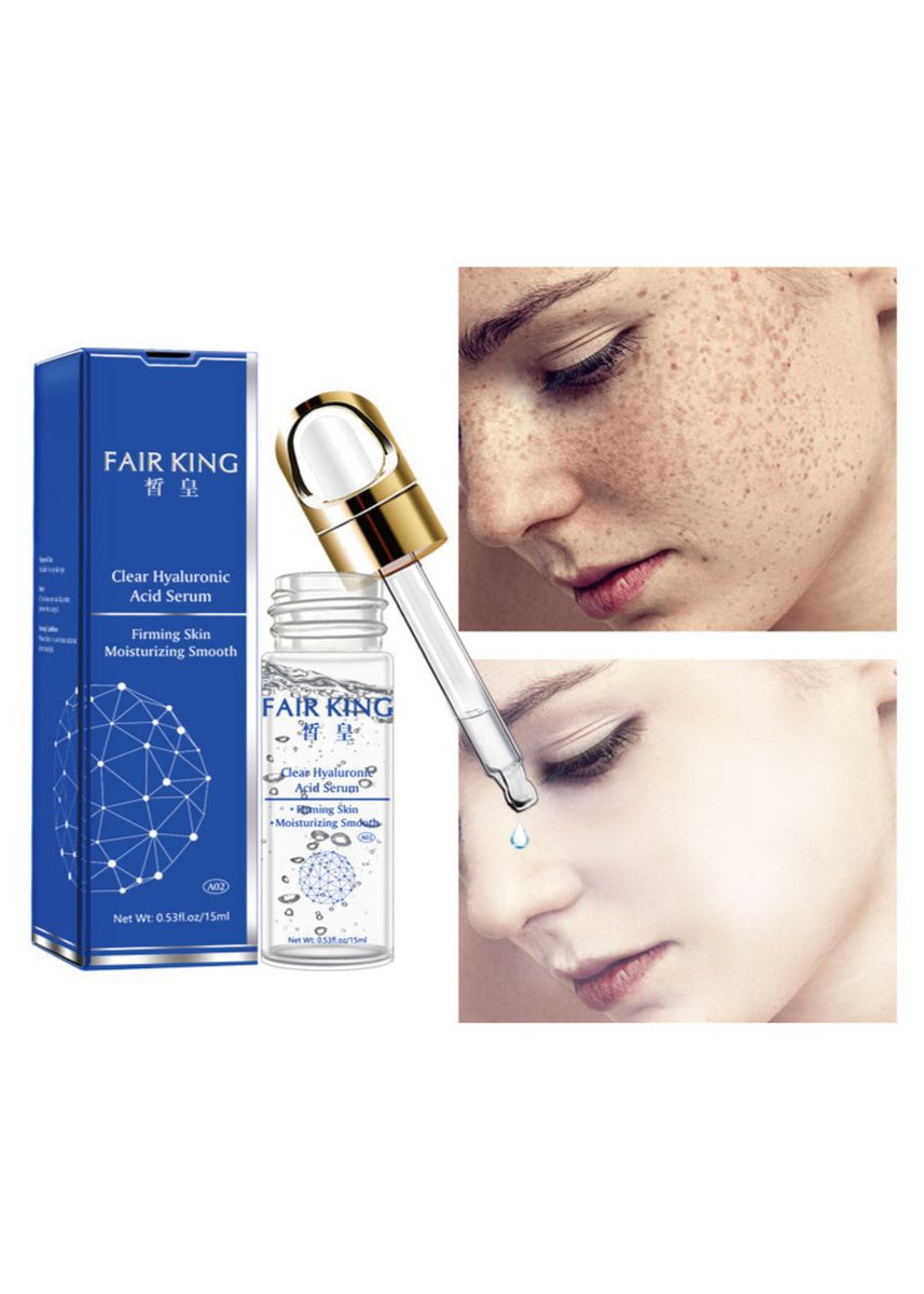 ไม่มีสี color ลดริ้วรอย . Anti-wrinkle Anti-aging Pore Repair Hyaluronic Acid Facial Essence -