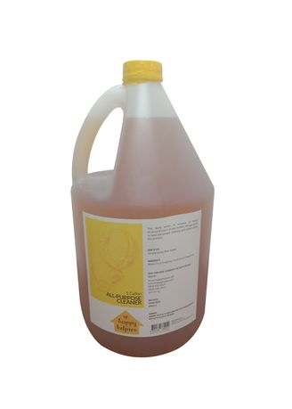 No Color color Disinfectant Surface Spray . All Natural All Purpose Cleaner, 1 Gallon -