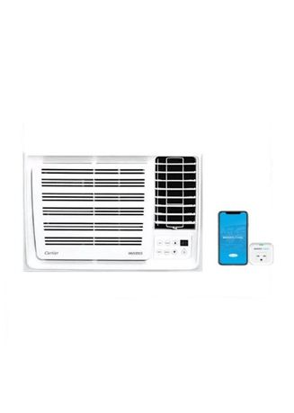 No Color color Air Conditioners . Carrier Inverter Smart+Cool Window Type Air Conditioner 1.0 HP -