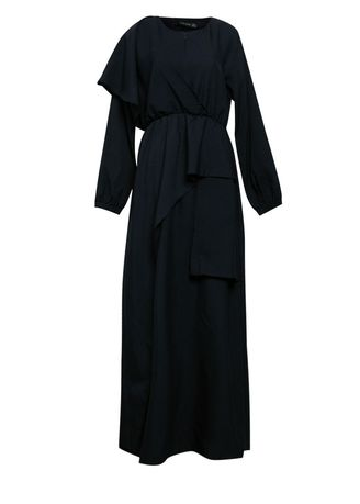 Navy color Dresses . PURICIA GAMISH GIANNA -