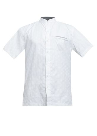 White color Casual Shirts . BAVERRE MAN KOKO ABED -