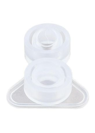 White color Sipper & Mugs . Re-Play No Spill Sippy Cup Replacement Valve -