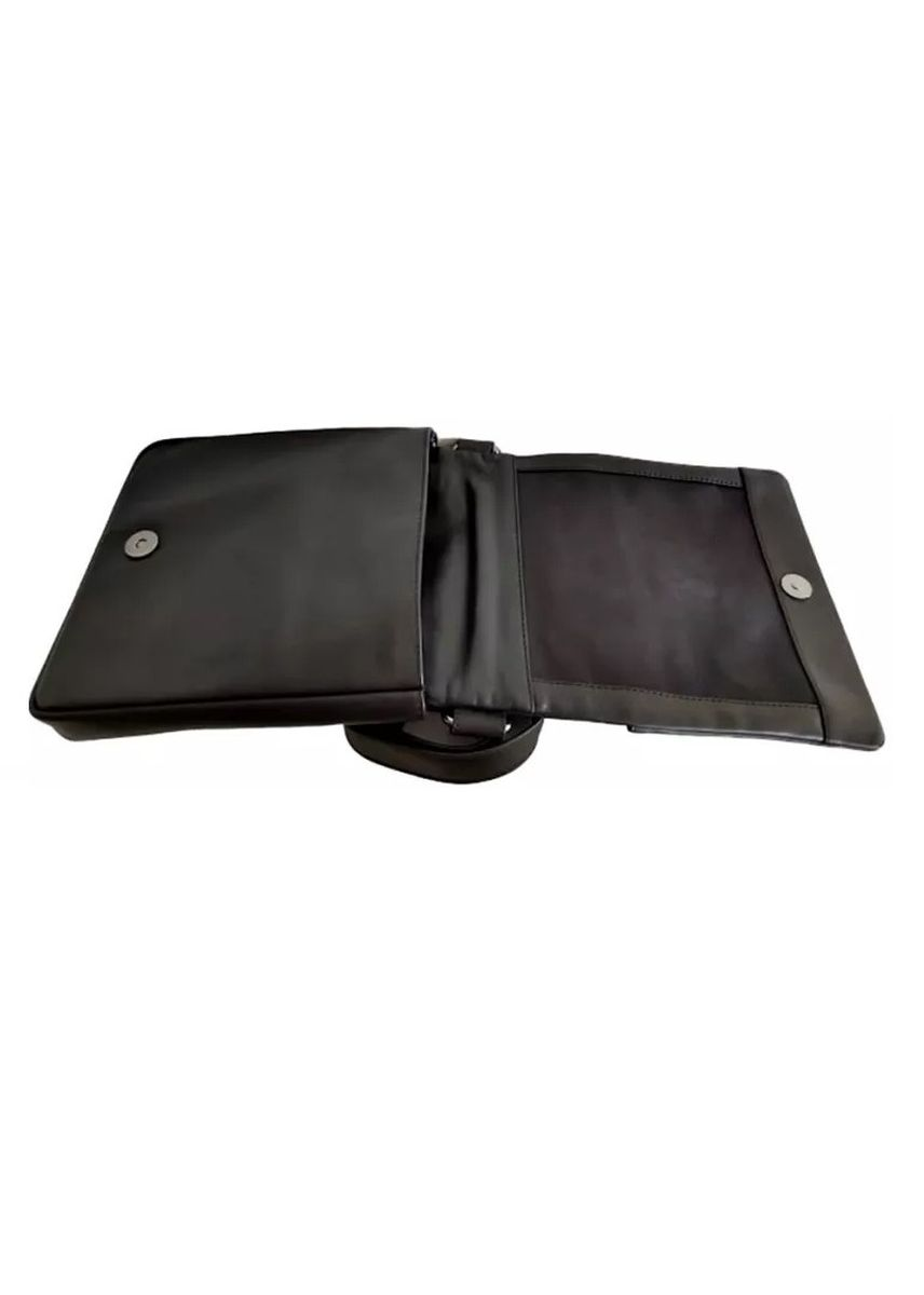 Black color Sling Bags . Victorian Territory - Cow Calf Leather Bag - Athens -