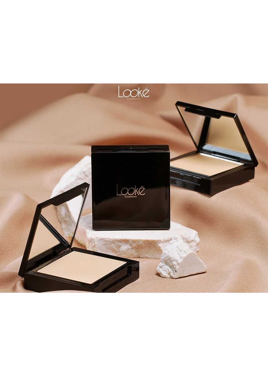 Multi color Face . LOOKE Holy Perfecting Pressed Powder Maia by Looké Cosmetics -