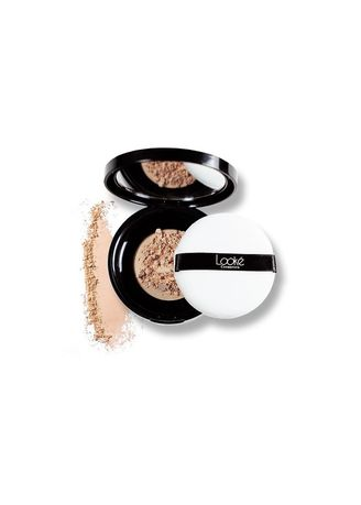Multi color Face . Looke Holy Smooth & Blur Loose Powder TERRA -