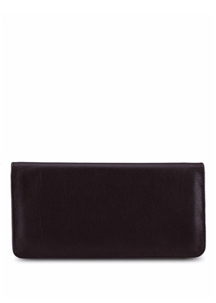 Brown color Travel Accessories . Leather Travel Wallet -