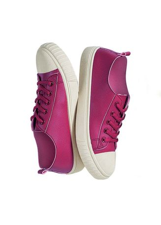 Maroon color Casual Shoes . Naomi Maroon Women's Shoes -