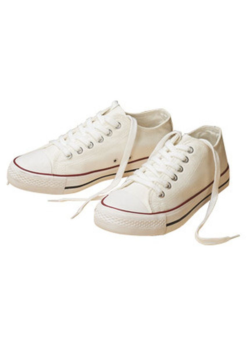 White color Casual Shoes . Pattywhite Women's Shoes -