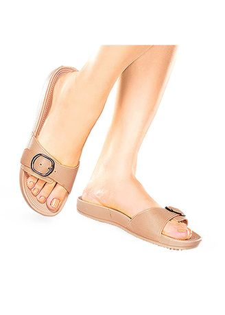 Brown color Sandals and Slippers . Tempest Women's Sandals -