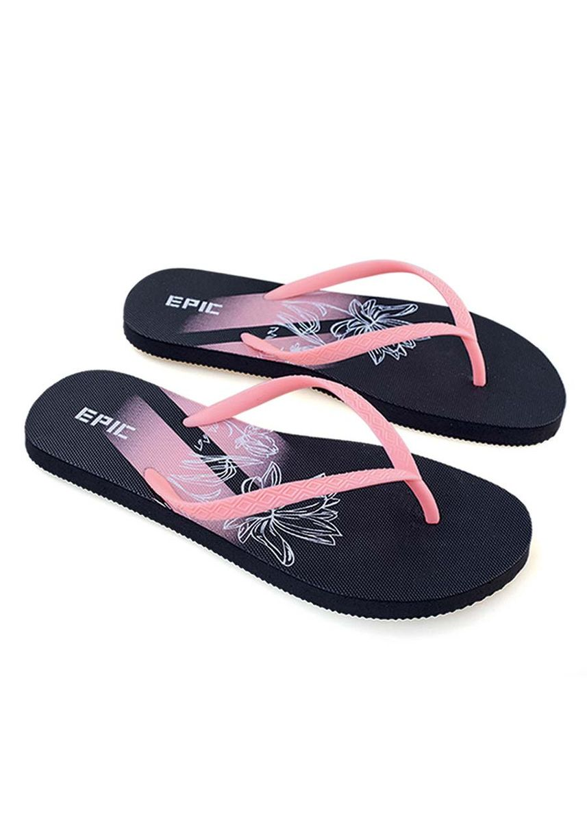 Pink color Sandals and Slippers . Thursday Women's Slippers -