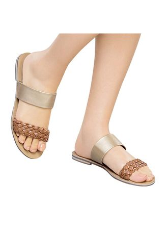 Multi color Sandals and Slippers . Terry Women's Sandals -