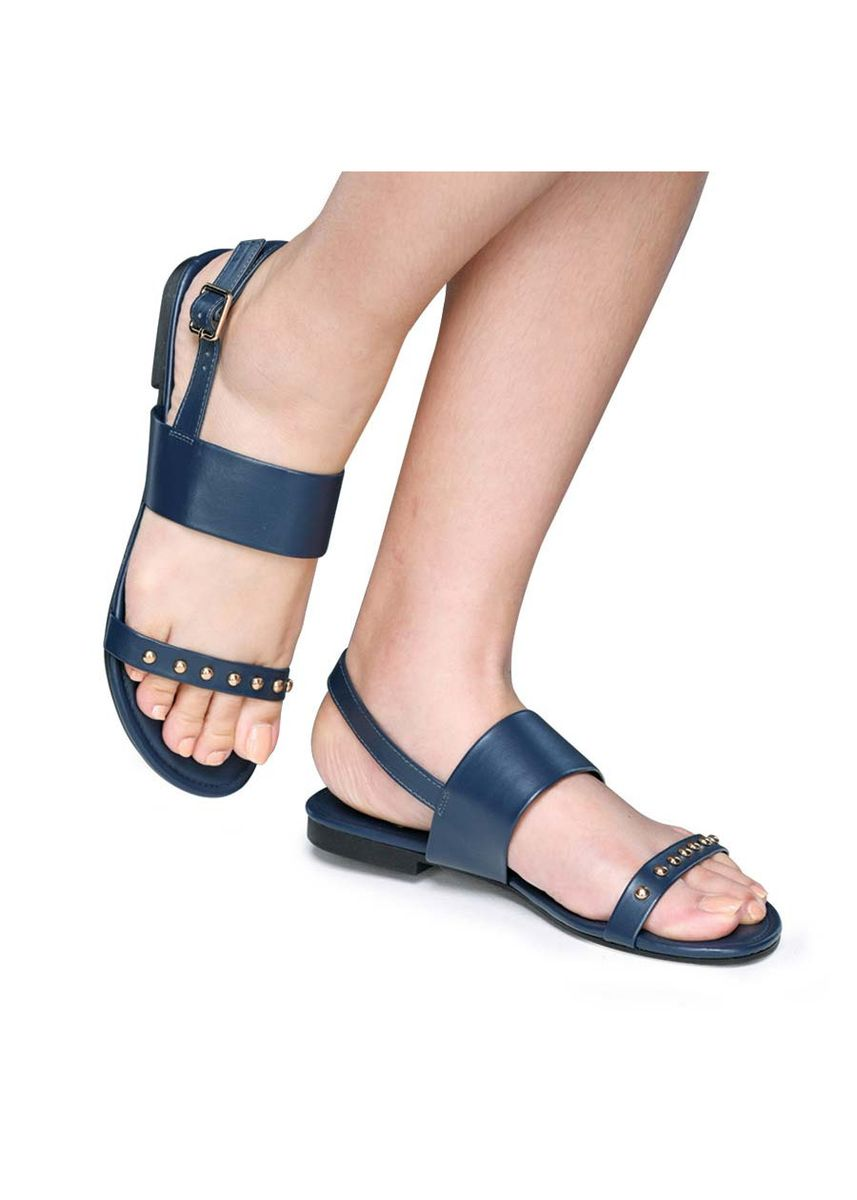 Blue color Sandals and Slippers . Sheree Women's Sandals -