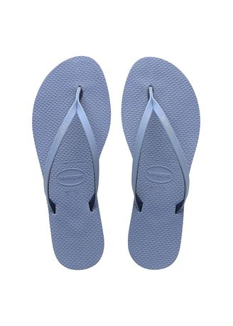 Blue color Sandals and Slippers . You Rainbow Pop -
