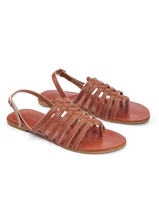 Tan color Sandals and Slippers . Translucent Women's Sandals -