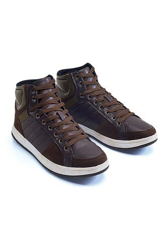 Brown color Casual Shoes . Monteverde Men's Shoes -