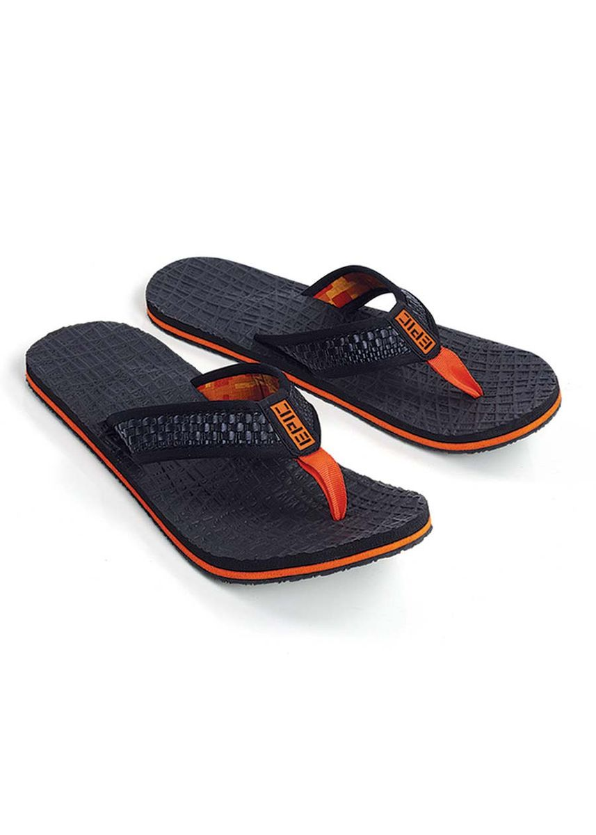 Black color Sandals and Slippers . Nicholas Men's Slippers -
