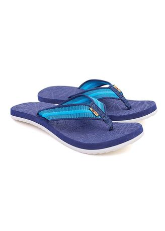 Blue color Sandals and Slippers . Orville Men's Slippers -