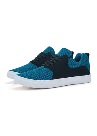 Blue color Casual Shoes . Sybil Men's Shoes -