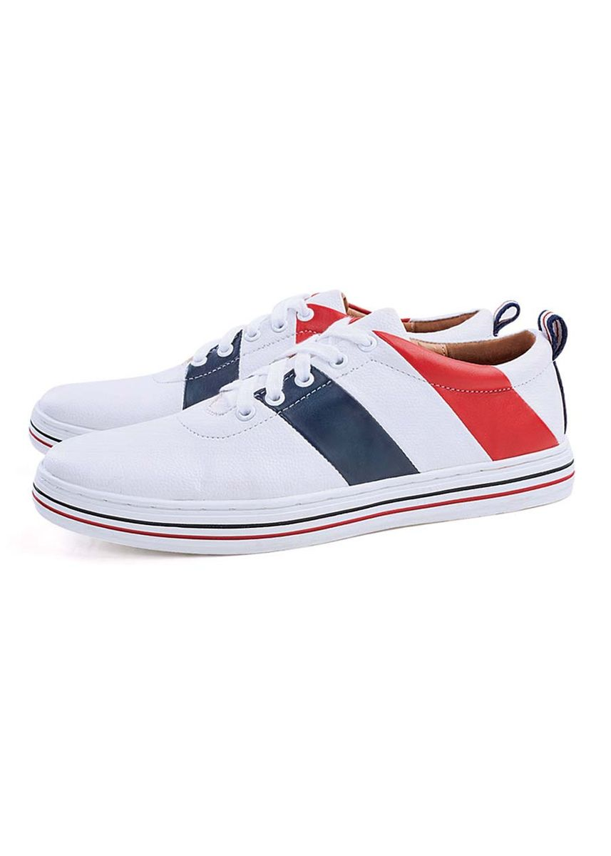 White color Casual Shoes . Outlook Men's Shoes -