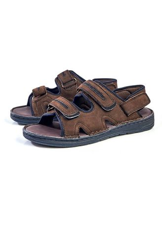 Brown color Sandals and Slippers . Rhino Men's Sandals -