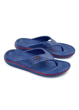 Navy color Sandals and Slippers . Scorpio Men's Slippers -